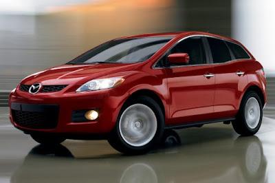 Kelebihan dan Kekurangan Mazda CX-7