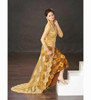 Foto Model Baju Kebaya Jaman Sekarang