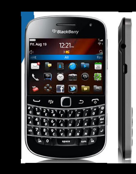 Blackberry Bold 9900 Dakota Spesifikasi
