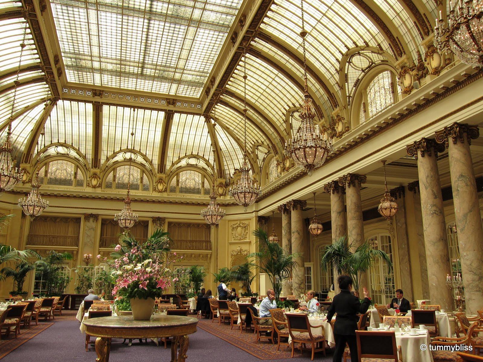 To Devour Garden Court Palace Hotel
