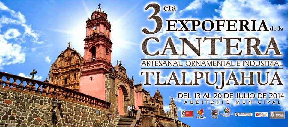 Feria de la cantera Tlalpujahua 2014