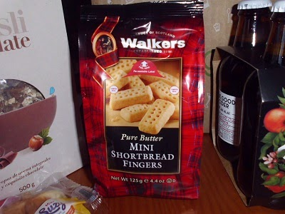 Walkers-Shortbread Fingers