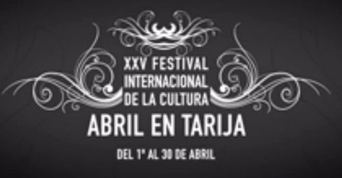 Programa Oficial Abril Cultural en Tarija 2015
