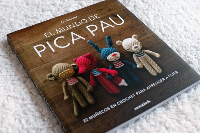 Libros De Amigurumis Gratis : Lanukas el esperado libro de el mundo de pica pau