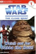 bookcover of Watch Out for Jabba The Hutt! by Simon Beecroft