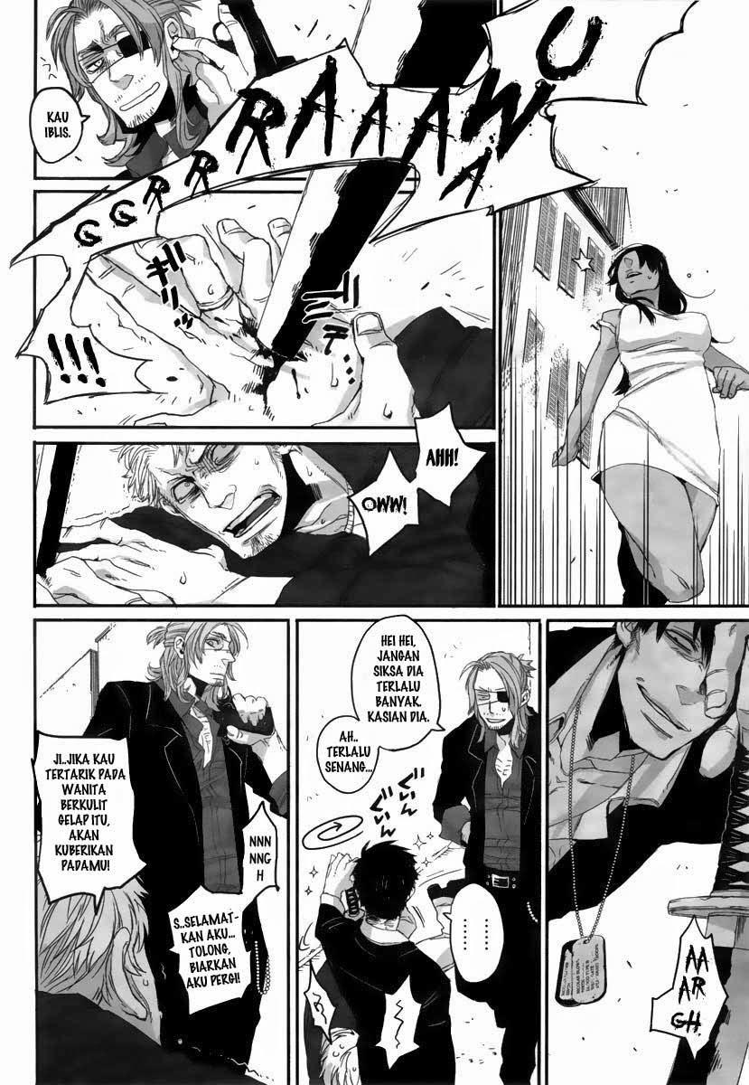 Dilarang COPAS - situs resmi  - Komik gangsta 001 - chapter 1 2 Indonesia gangsta 001 - chapter 1 Terbaru 32|Baca Manga Komik Indonesia|