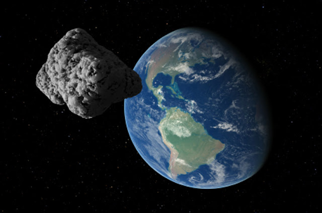 asteroid headed directly to earth - photo #10