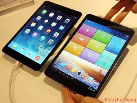 iFive Mini3 3G đẹp như ipad