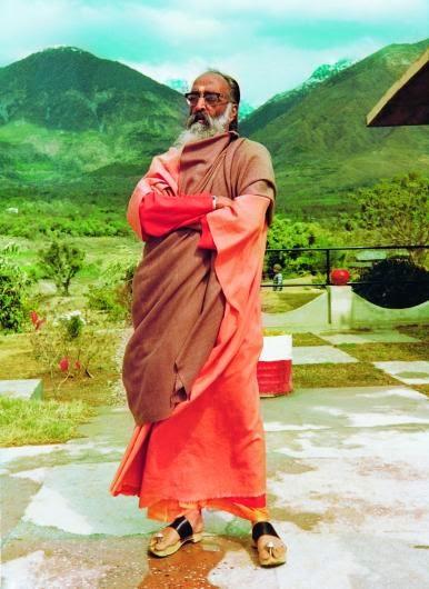 சுவாமி சின்மயானந்தர்