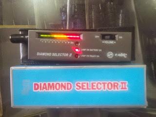 Jual Diamond Selector - Alat Test Kekerasan Batu - Alat Uji Batu Akik - Alat Test Berlian / Permata