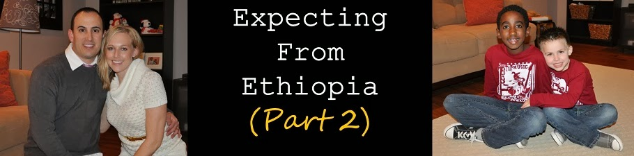 Expecting From Ethiopia