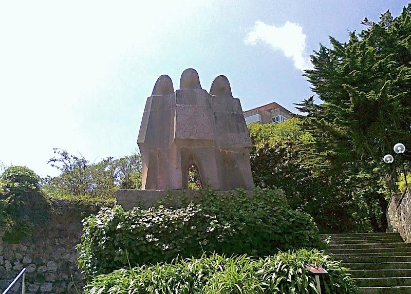 Monumento a los Hombres del Mar en Santander