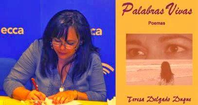 PALABRAS VIVAS - Teresa Delgado-