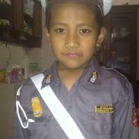jual seragam polisi anak