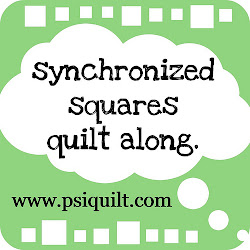 Synchronized Squares Quilt Along