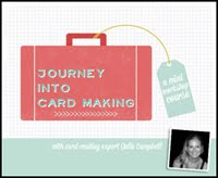 My Journey Into Card Making Online Workshop
