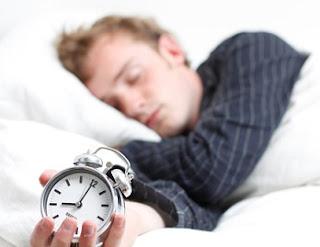 Pola Tidur Saat Puasa
