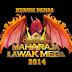 Kerusi Panas Maharaja Lawak Mega 2014 Minggu ke-2