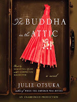 Cover of The Buddha in the Attic by Julie Otsuka