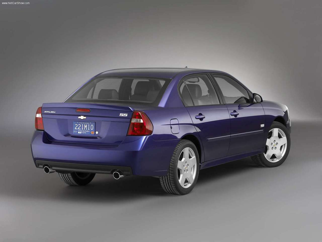 2006 Chevrolet Malibu Ss Related Infomation Specifications