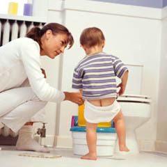 How to Potty Training Well?