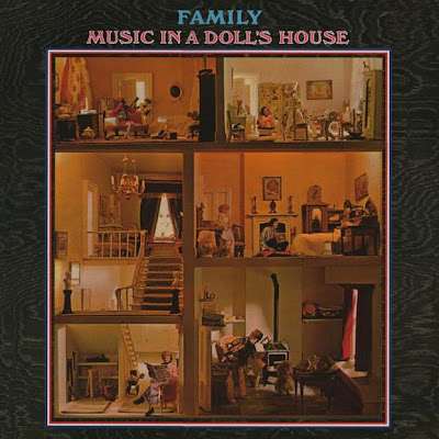 Family - Music In A Doll's House 1968 (UK, Progressive Psych Blues-Rock)