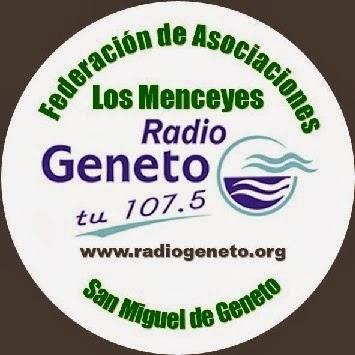 RADIO GENETO. FEDERACIÓN LOS MENCEYES