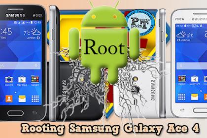 Cara Mudah Root Samsung Galaxy Ace 4