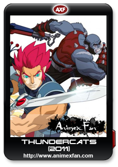 Thundercats Cartoon Full Episodes on Thundercats Es Producida Ejecutivamente Por Sam Register  Teen Titans