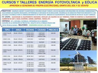 curso energia solar eolica