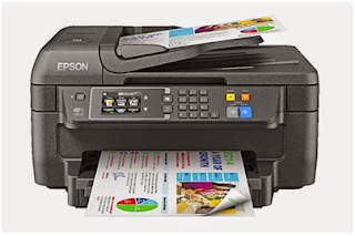 Epson WF-2660 Driver Download Free