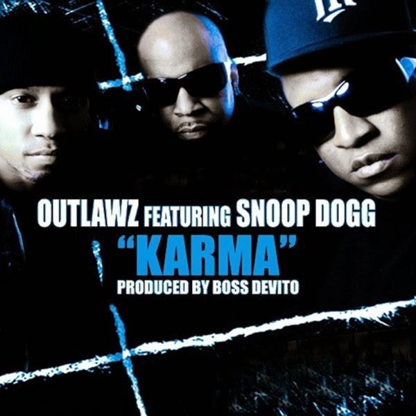 Outlawz - Karma (feat. Snoop Dogg) - Single  Cover