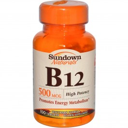poli vitamínicos a base de vitamina B12