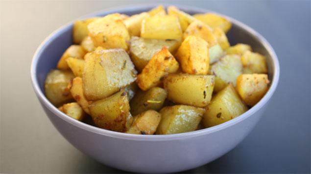cuisine du monde pommes de terre au beurre. Black Bedroom Furniture Sets. Home Design Ideas
