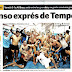 CLARÍN - TEMPERLEY ASCENDIÓ A PRIMERA - 25/11/14