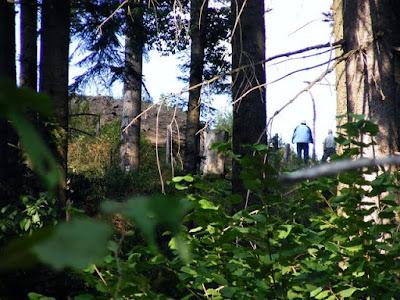 Vizitatori la Cetatea Zanelor Covasna