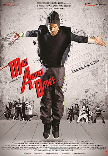 Mad About Dance (2014) Movie Poster No. 2