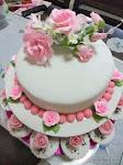 FONDANT CAKE TIER