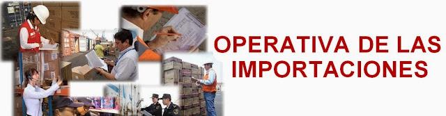 ¿Cuáles son los documentos aduaneros utilizados en la importación?