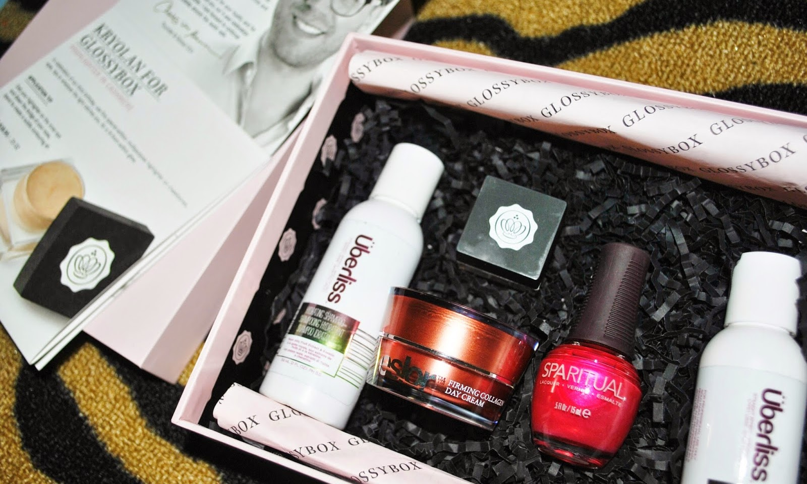 August | Glossybox Review