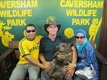 Sponsor Trip - Australia