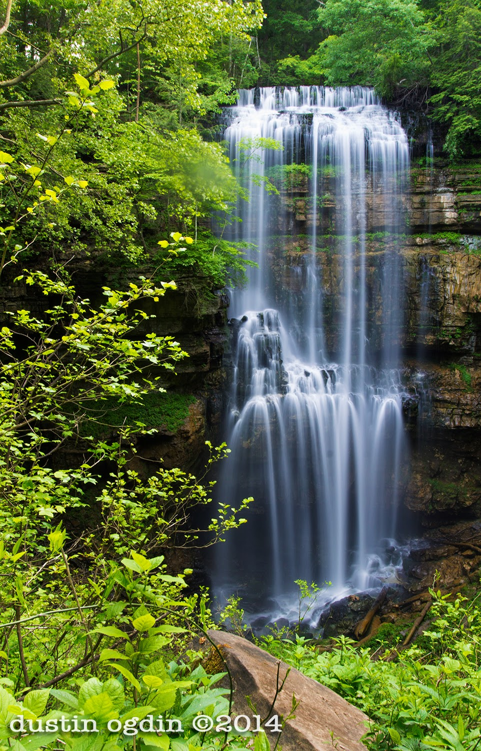 Tennessee's Virgin Falls