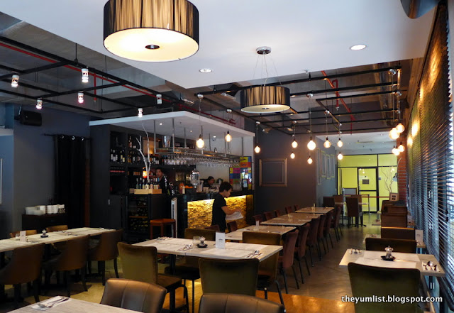 Ante Kitchen and Bar, Solaris Dutamas