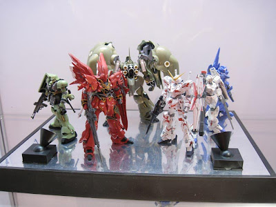 Gunpla Builders World Cup 2011 Korean regional winners