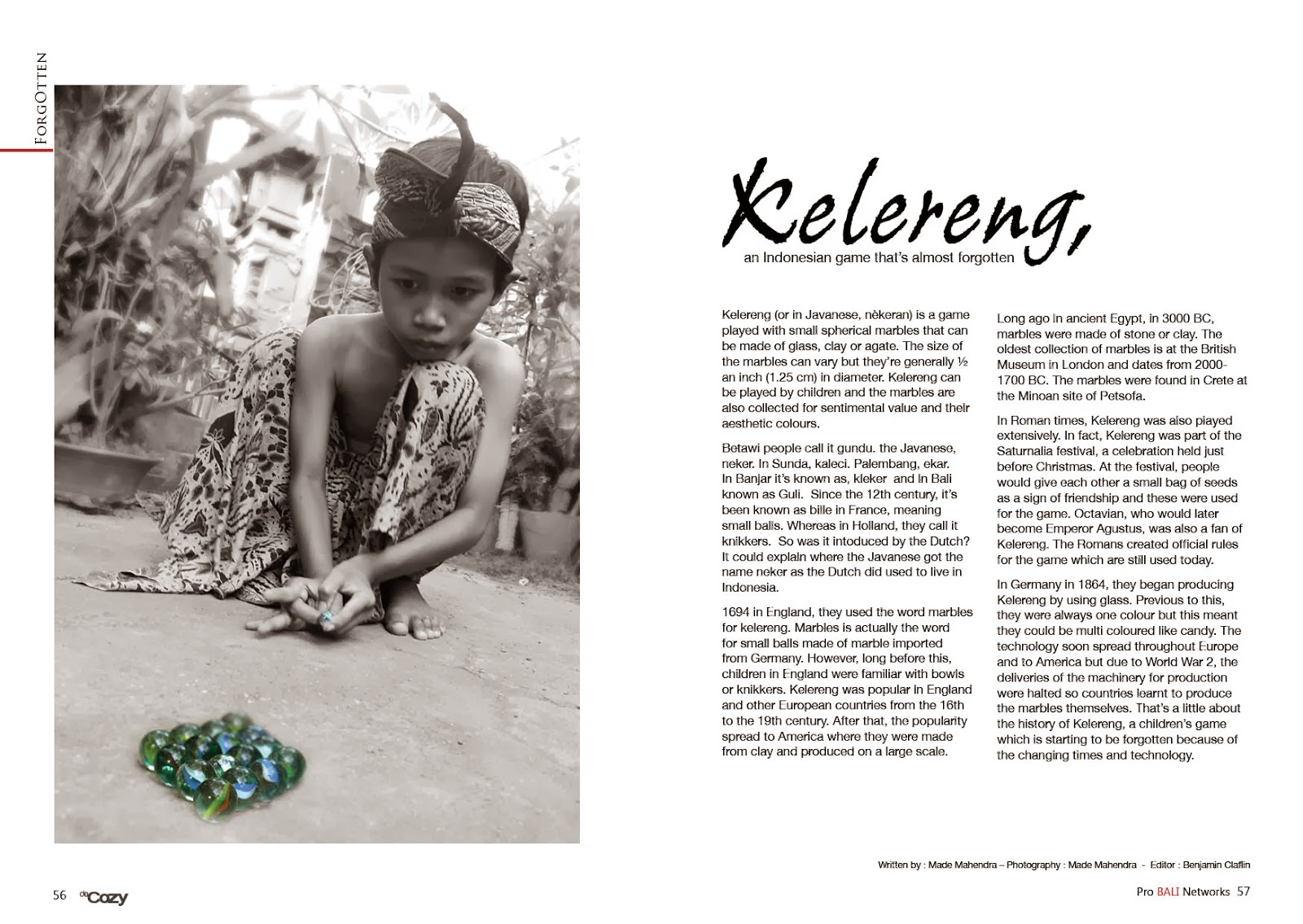 Decozy Forgotten Kelereng Neker