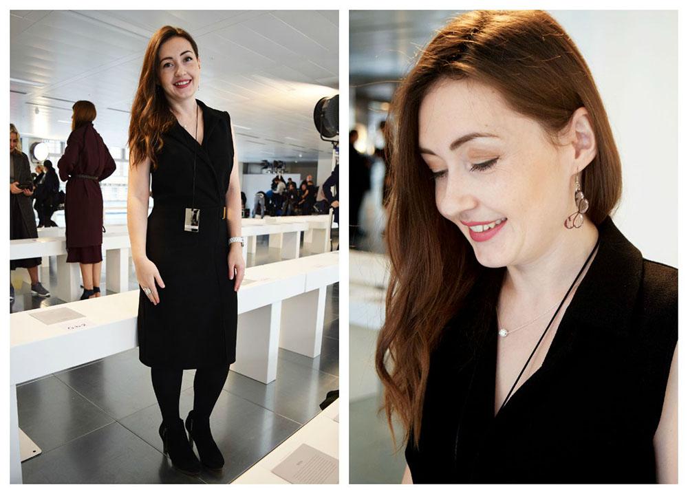 My London Fashion Week Experience | Amanda Wakeley SS16