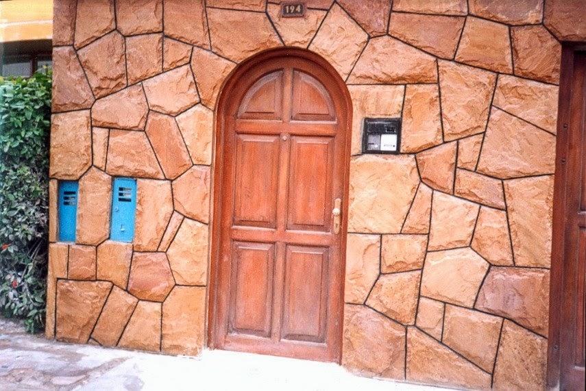 Fachadas de piedra fachadas de casas de piedra laja - Piedra para fachadas ...