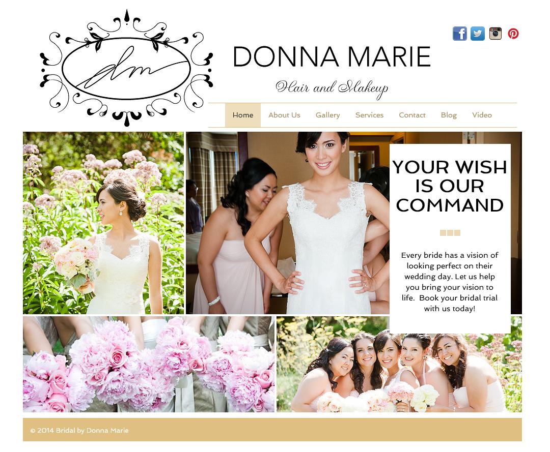 www.bridalbydonnamarie.com