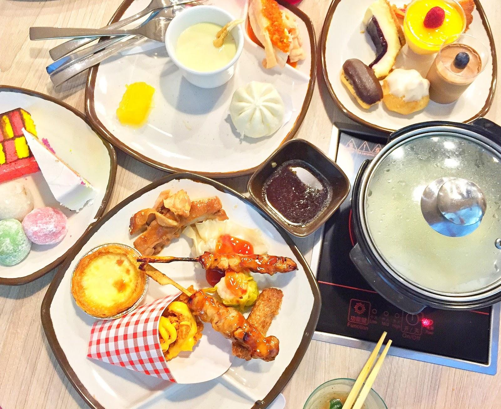 Sakura International Buffet at Yio Chu Kang 4