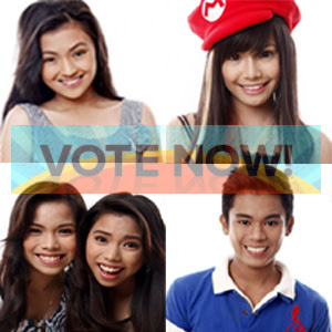 PBB Teen Edition Season 4 | The Big 4 KAREN MYRTLE ROY at JOJ and JAI